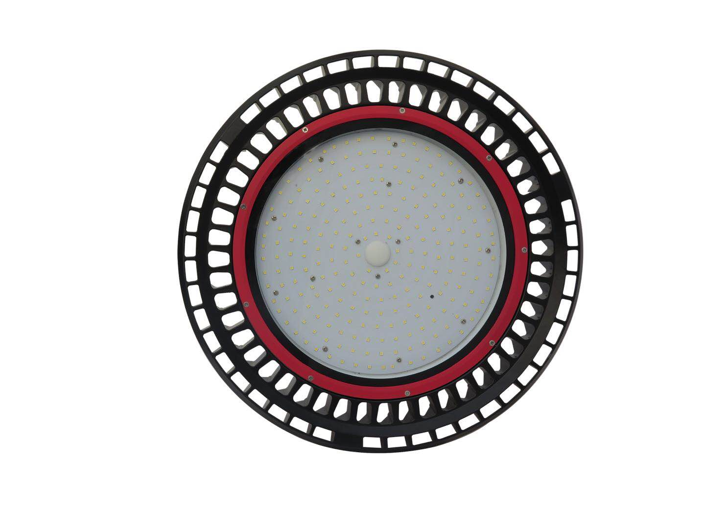Ufo Led High Bay Light With Red Ring Led Wall Pack Wall