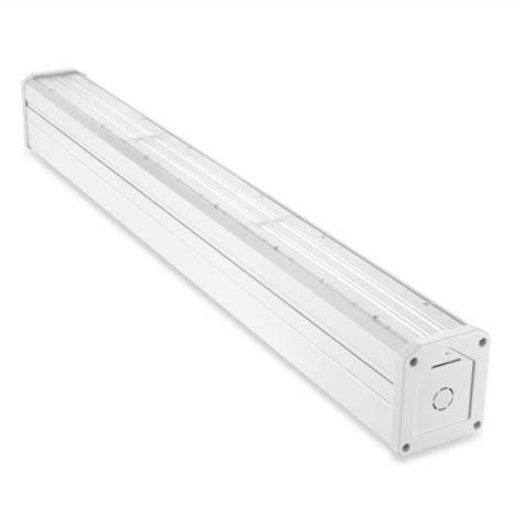 White Housing LED Linear High Bay Light