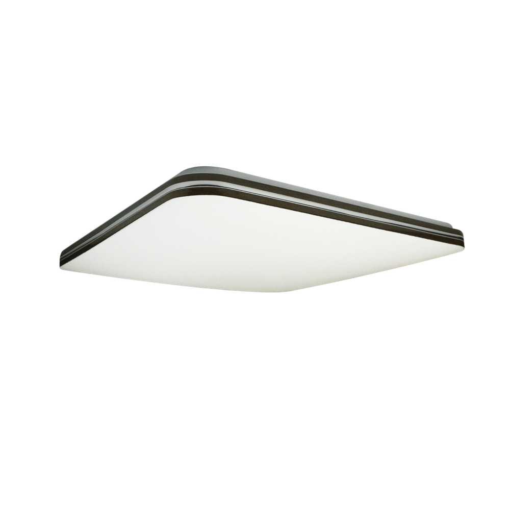 Square Dimmable Led Flush Mount Ceiling Light Surface